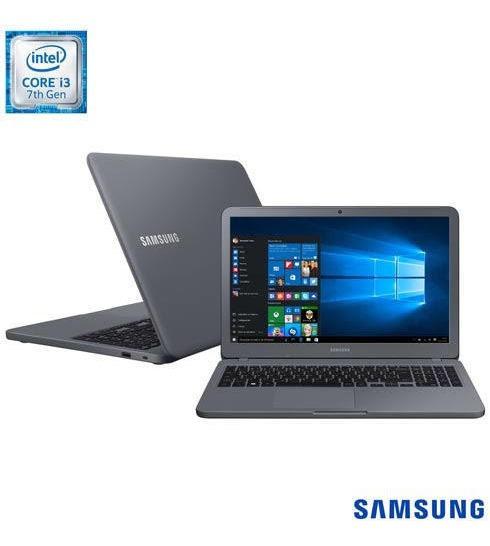 Notebook Samsung E30 Core I3, 4gb Ddr4, 1tera Hd Novo