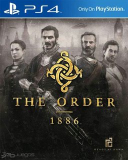 The Order 1886 Playstation 4 Ps4 Digital