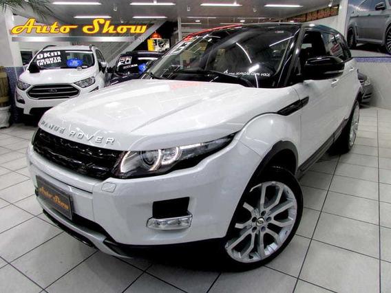 Land Rover Range Rover Evoque Pure 2.0 Aut 5p