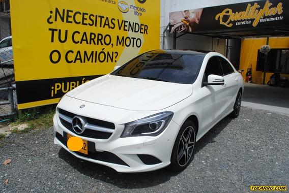 Mercedes Benz Clase Cla 180 Versión Full