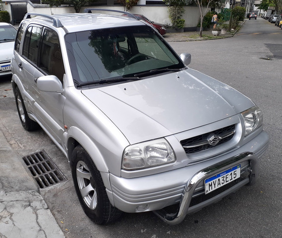 Suzuki Grand Vitara 4x4 | 2.0 16v | 1999/2000 | 4p | Manual