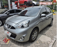 Nissan March Advance Mt 1.6 2016 Iyo921 -salvamento