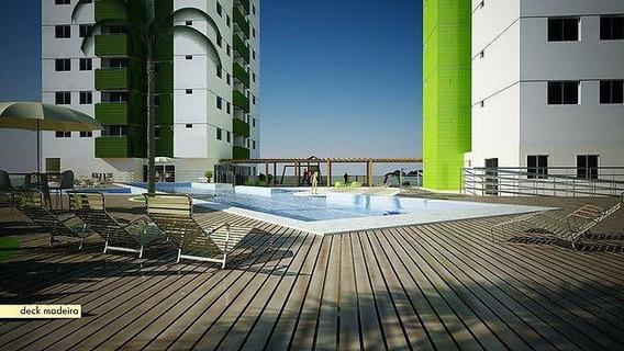 Apartamento Em Bairro Dos Estados, João Pessoa/pb De 57m² 2 Quartos À Venda Por R$ 256.000,00 - Ap300223