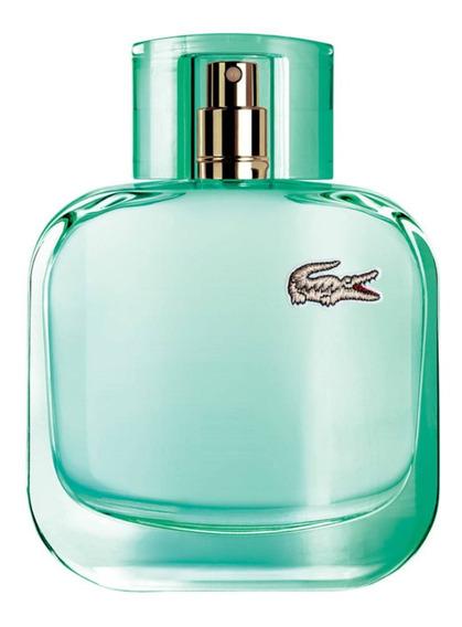 L.12.12 Natural Lacoste Edt - Perfume Feminino 30ml Blz