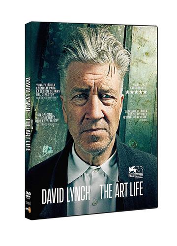 Imagen 1 de 3 de Dvd David Lynch The Art Life