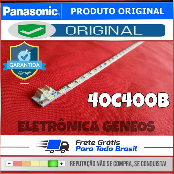 Barra De Led Tv Panasonic Tc-40c400b Novo
