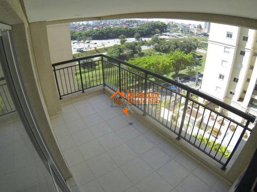 Apartamento Com 2 Dormitórios À Venda, 65 M² Por R$ 424.000,00 - Jardim Flor Da Montanha - Guarulhos/sp - Ap2130