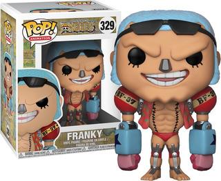 Funko Pop One Piece Franky 329 Original Nuevo