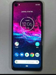 Celular Motorola One Action 128 Gb
