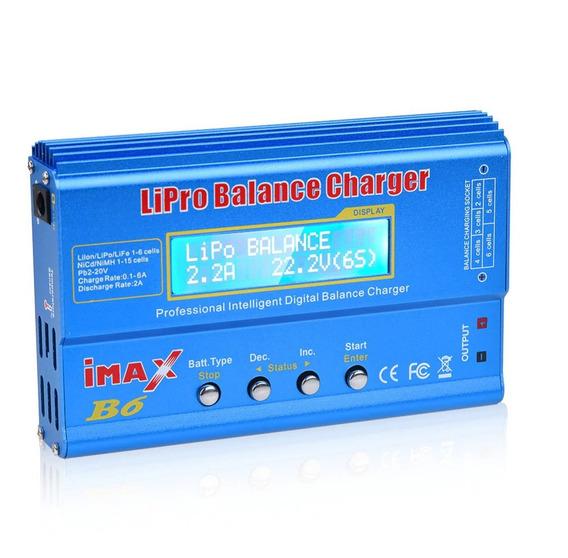 Balanceador De Carga Cargador De Baterias Lipo Imax Li-ion