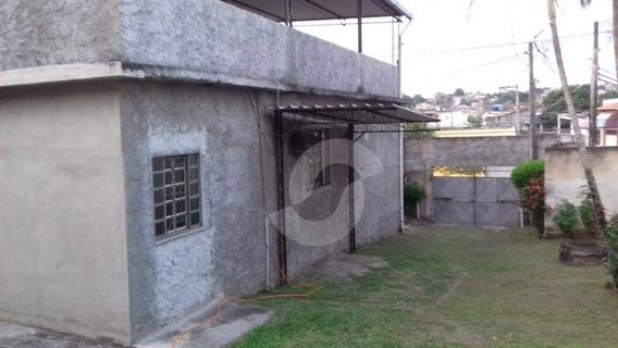 Casa Residencial À Venda, Itaúna, São Gonçalo. - Ca0406
