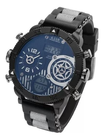 Relógio Esportivo 6.11 ( Promoção )