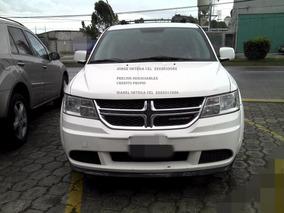 Dodge 2012 Journey 2.4 Sxt 7 Pasj Automatica *hay Credito