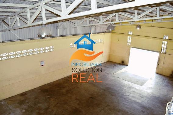 Bodega Con Mezzanine Apta Para Oficina, Santo Domingo Lc-13