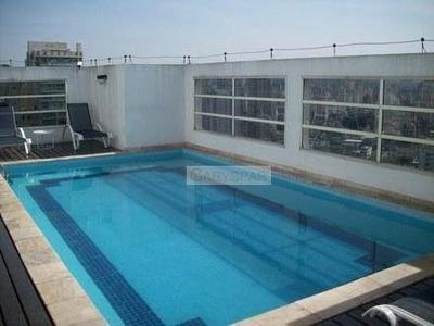 Flat Residencial Para Locação, Moema, São Paulo - Fl0239. - Fl0239