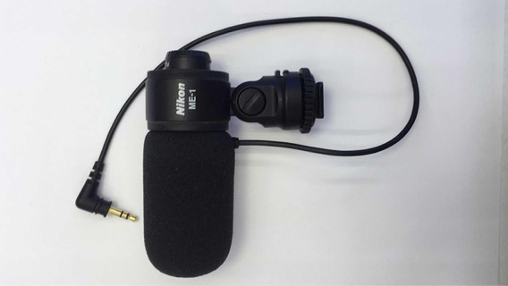 Microfone Nikon Me -1 (usado)