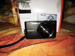Cámara Sony Dsc-w830