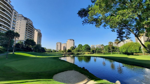 Imagen 1 de 30 de Rento Amplio Y Hermoso Depto. En El Club De Golf Bosque (vis