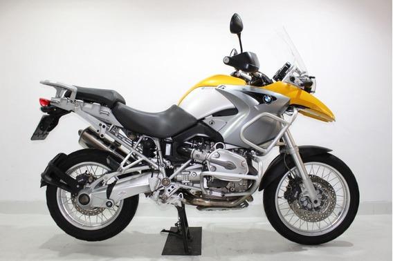 Bmw R 1200 Gs 2007 Amarela