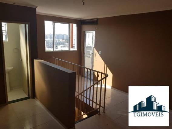 Apartamento Tipo Cobertura Duplex 3 Doms Com Suite - 1016