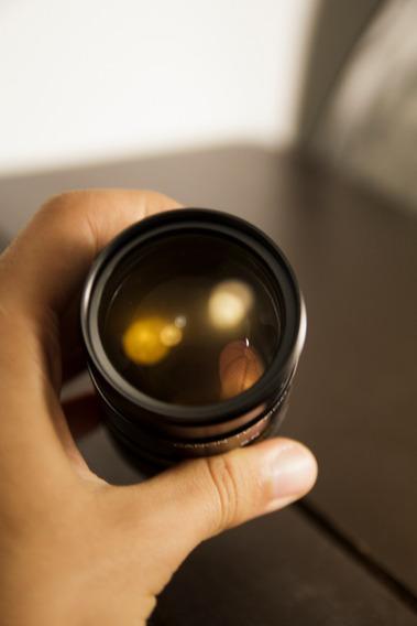 Lente Canon 8-48mm - F1.0 - C-mount