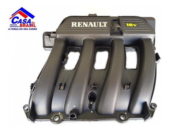 Coletor De Admissão Renault Sandero 1.6 16v