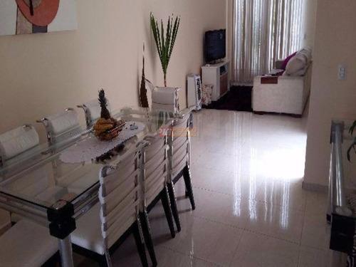 Terrea No Bairro Horto Florestal Em Sorocaba Com 03 Dormitorios - V-29553
