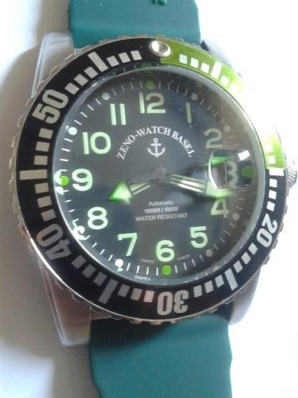 Relógio Zeno Diver 500 M Autom 45mm