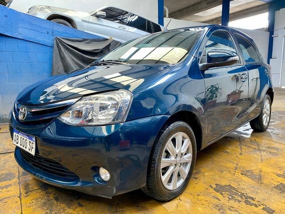 Toyota Etios Xls 1.5 Caja Manual 2017 Como Nuevo