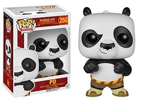Kung Fu Panda Po Pop! Figura Del Vinilo