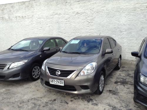 Nissan Versa Sedan Full 2014