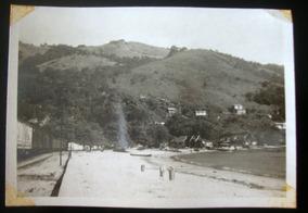 Mangaratiba Rj Cartão Postal Antigo Praia