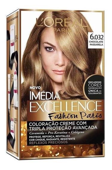 Coloração Imédia Excellence Fashion Paris L