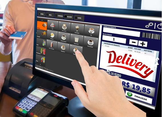 Sistema Comercial Para Restaurantes Bares Pizzarias Delivery