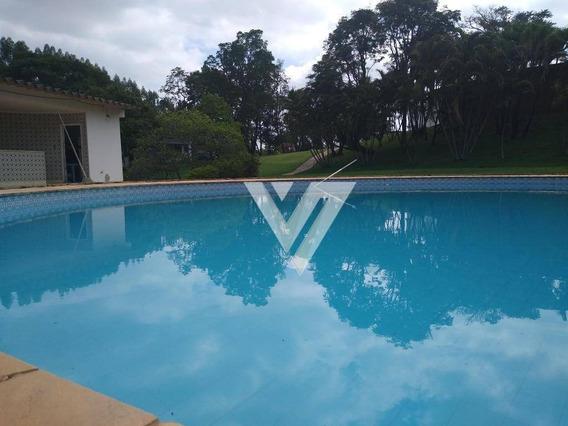 Chácara Com 4 Dormitórios, 11350 M² - Venda Por R$ 990.000,00 Ou Aluguel Por R$ 5.000,00/mês - Éden - Sorocaba/sp - Ch0020