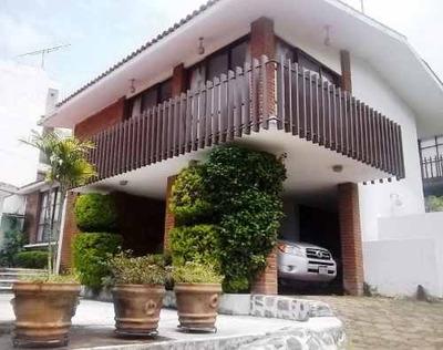 Casa En Rancho Cortes, Condominio De 10, Cuernavaca Morelos