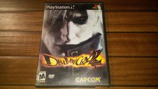 Devil May Cry 2 Playstation 2 Ps2