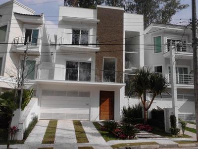 Casa Alto Padrão Em Condomínio Fechado - Ca0978