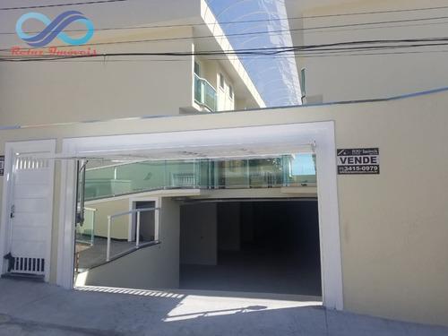 Sobrado - Sao Miguel Paulista - Ref: 1076 - V-10025840