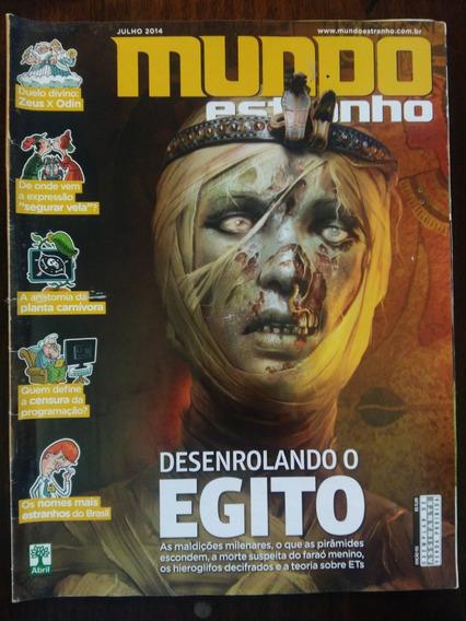 Revista Mundo Estranho- 155- Julho- 2014