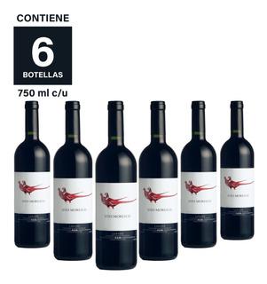 Vino Tinto Gaja Sito Moresco - 750 Ml Con 6 Piezas