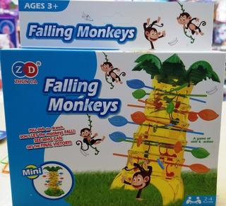 Monky Monkey Loco Juego De Habilidad