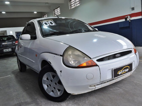 Ford Ka Gl 1.0 Rocam Documento Ok Repasse No Estado Financia