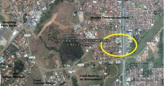 Terreno - Parque Das Nacoes - Ref: 3999 - V-te0961
