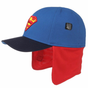 Gorra Superman Kids Suncell Royal Para Niño 01 Puma 052946