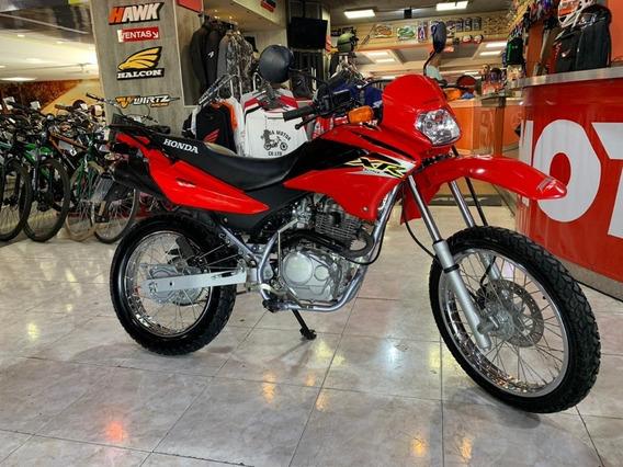 Honda Xr125 Excelente Estado Tamburrino Motos