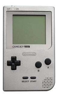 Consola Game Boy Pocket Con Caja Usada Garantia Usado Vdgmrs