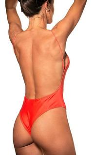Entero Camberra Rojo Crouch Bikinis