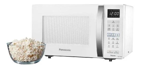 Micro-ondas Panasonic Branco St35hwrun 25 Litros 127v