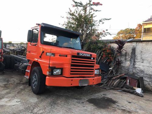 Scania 112 6x4